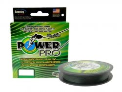 Power Pro Plecionka Moss Green 135m