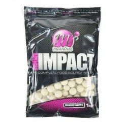 Mainline High Impact Boilies 15mm 1kg - Diamond Whites