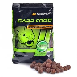 Tandem Baits Kulki Proteinowe SUPERFEED BOILIES 18mm 1kg Truskawka Kremowa