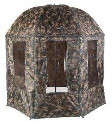 Jaxon parasol/namiot z osłoną moro AK-KZS046