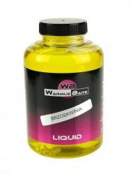 Warmuz Baits Liquid Brzoskwinia 500ml