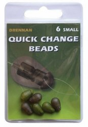 Drennan Łącznik / zapinka QUICK CHANGE BEADS METHOD FEEDER Mini 6szt.