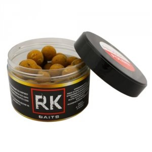 RK Baits Skisłe Masło Kulki Proteinowe Hookers 18mm 200ml