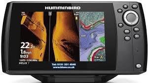Humminbird Echosonda HELIX 7 CHIRP G3 MEGA SI DI MSI GPS