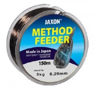 Jaxon Żyłka METHOD FEEDER  0,20mm 150m