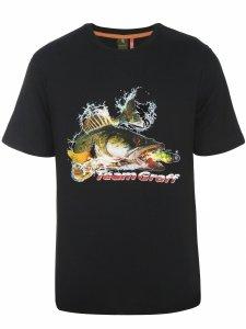Graff Koszulka EKO PROJEKT T-shirt Sandacz XXL