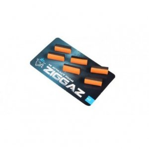 Nash Ziggaz Foams Black/Orange (T7833)