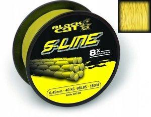 Black Cat Plecionka S-Line 400m 0,45mm