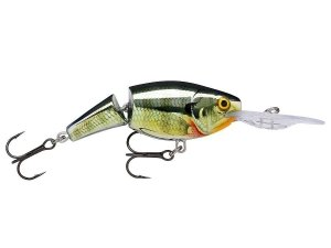 Rapala Wobler Jointed Shad Rap JSR-7 Chrome Bluegill 7cm/13g