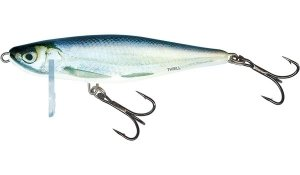 Salmo Wobler Thrill 7cm 13g Real Bleak