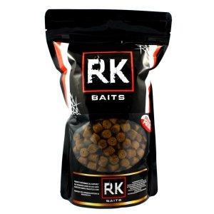 RK Baits Pellet zanętowy 18mm 1kg Skisłe masło