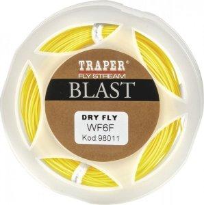 Traper Sznur muchowy Blast Dry Fly WF6-F