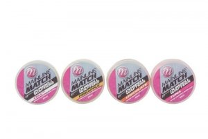 Mainline Match Dumbell Wafters 8mm - Pink Tuna