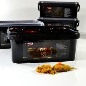 Adder Carp Method Compact MIX VBG System 1kg Skisłe Masło