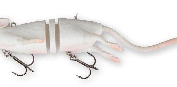 Savage Gear 3D RAD Szczur 30cm 86g Biały