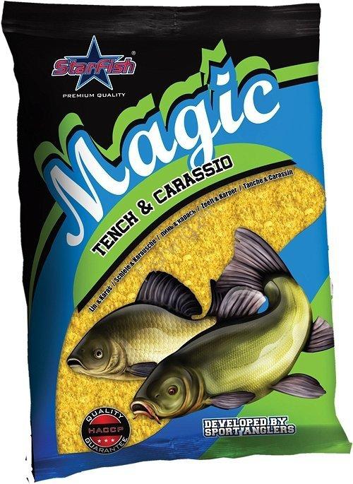 StarFish Zanęta Magic 2,5kg Green Magic