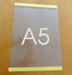 Kieszeń samoprzylepna plakatowa A5