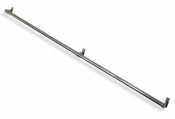 Poręcz schodowa, balustrada, uchwyt, barierka 200 cm (2 metrowa)