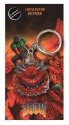 Doom - Brelok metalowy Cacodemon 4 cm