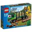 Lego City 60059 - Ciężarówka do transportu drewna