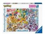 Pokemon - Puzzle 1000 el. Challenge Ravensburger