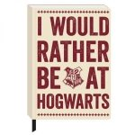 Harry Potter - Zeszyt A5 I would rather be at Hogwarts