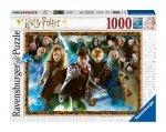 Harry Potter - Puzzle 1000 el. Młodzi Czarodzieje Ravensburger