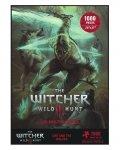 Wiedźmin 3 Witcher Wild Hunt - Ciri i wilki - Puzzle 1000 el.