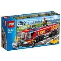 Lego City 60061 - Lotniskowy Wóz Strażacki