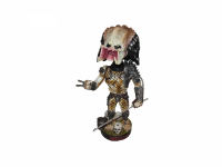 Predator Head Knocker - Bobble-Head Predator with Spear 20 cm