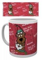 Scooby Doo - Kubek świąteczny XMAS Beard