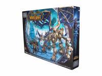 Mega Bloks World of Warcraft - Sindragosa i The Lich King