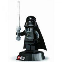 LEGO LAMPKA DARTH VADER - GWIEZDNE WOJNY - STAR WARS