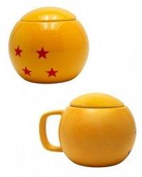 Dragon Ball - Kubek 3D ceramiczny z pokrywką