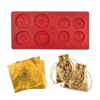 Harry Potter - Forma na czekoladowe monety Banku Gringotta
