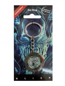 Alien - Brelok metalowy In Space No One Can Hear You Scream