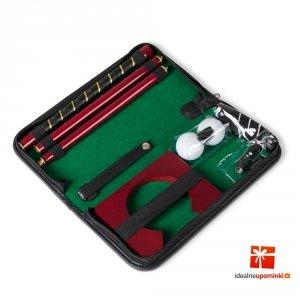Zestaw do golfa - Mini Golf Biurowy