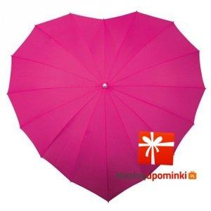 Parasolka Serce