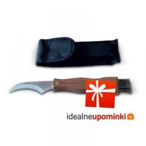 Nóż do grzybów - specjalny na grzyby scyzoryk