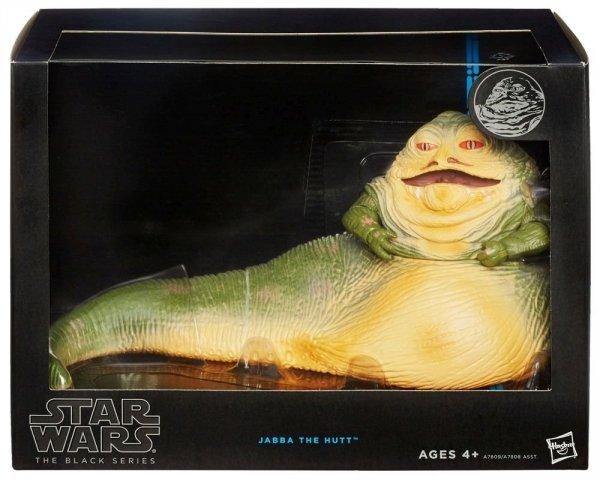 Star Wars Black Series DeLuxe Jabba the Hutt