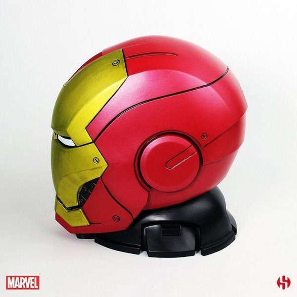 Marvel - Skarbonka hełm Iron Man 25 cm