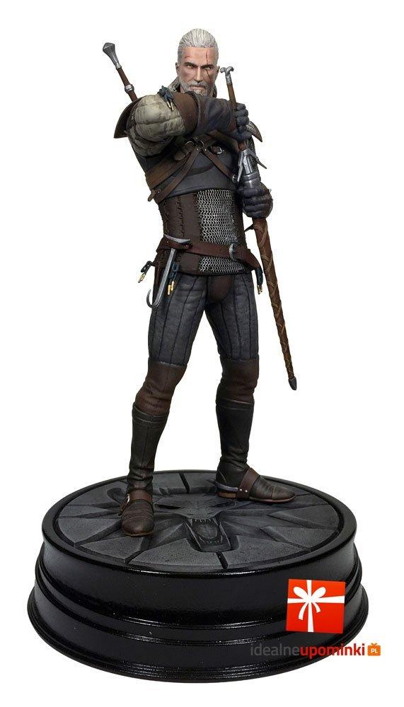 Wiedźmin - Figurka Geralt of Rivia 20 cm - Witcher 3 Wild Hunt