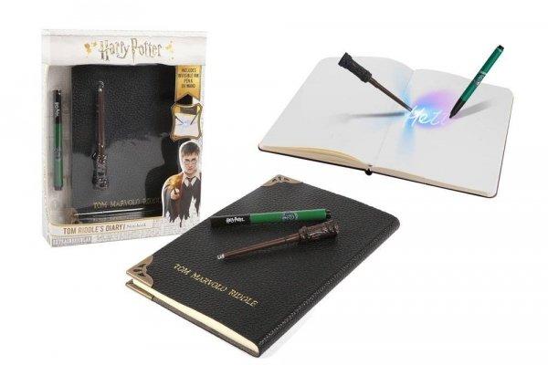 Harry Potter - Magiczny multimedialny dziennik Tom Riddle