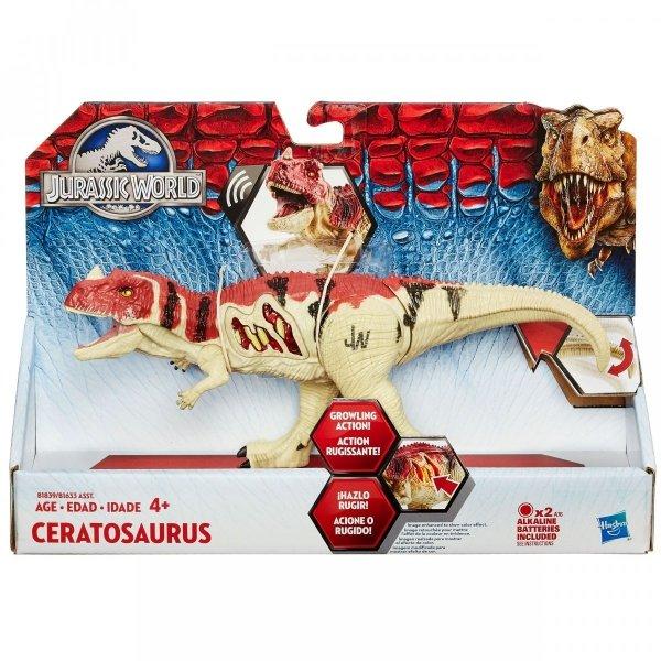 Jurassic World - Ceratozaur 20 cm - Action figures