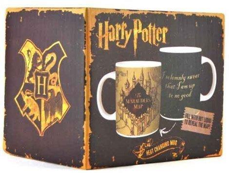 Harry Potter - Mapa Huncwotów kubek termoaktywny