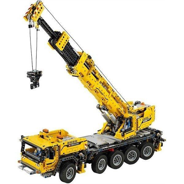 Lego Technic 42009 Ruchomy żuraw MK II