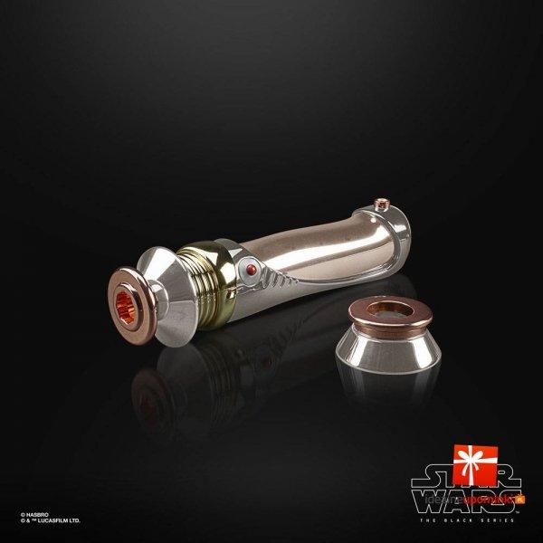 Star Wars Miecz świetlny Emperor Palpatine - Black Series Replika 1:1 Force FX Lightsaber Elite