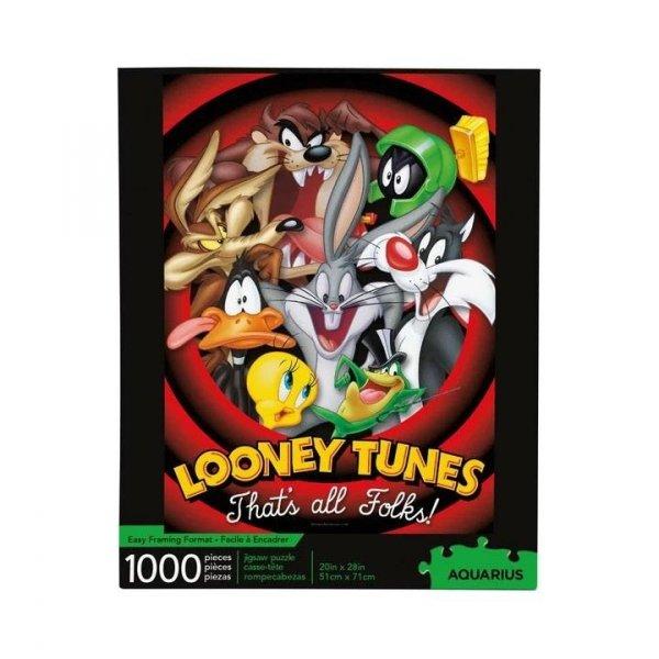 Looney Tunes - Puzzle 1000 el. That's all folks