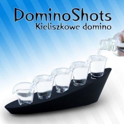 Domino shots - zestaw kieliszków na imprezę
