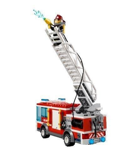 Wóz strażacki - LEGO City - LEGO 60002